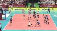 20160517 奥运女排落选赛 日本vs韩国(FUJITV)