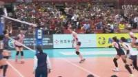 20160517 奥运女排落选赛 日本vs韩国(KBS)