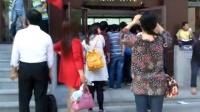 南京夫子庙步行街极品众人争抢马蒂尔