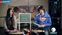 左轮架子鼓教学 NO.18《小苹果》后8分符点的练习方法 自学入门教程
