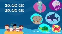 Animals In The Ocean Song Lyrics for Kids - Animals Songs for Preschoolers