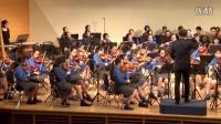 香港拔萃女书院管弦乐团-里姆斯基-科萨科夫-《天方夜谭》第四乐章