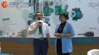 2016环博会慧聪水工业网专访耐驰(兰州)泵业有限公司市场营销经理石永峰先生