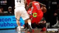 [SM篮球 第222节]篮球教学慢动作解析克劳福德背后变向运球