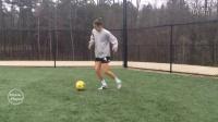 足球训练:十种通向大师的足球步伐