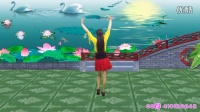 蓝天云广场舞 原创《恋恋情歌》正反面附分解教学