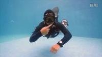侧挂潜水技术