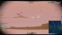 战舰世界小武  第五十一期;新奥尔良极限翻盘,该怂怂,该上上。