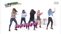 【韩国女团】Red Velvet《Dumb Dumb》 VS GFriend《Rough》2倍速舞蹈【一周的偶像】