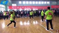 花毽欣赏--太原学府坞城社区花毽队比赛精彩片段