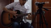许巍《漫步》-吉他弹唱教学(包含前奏,间奏和尾奏)
