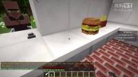 【小枫的Minecraft】我的世界:肯德基豪华套餐已经上线~!模拟餐厅试玩。