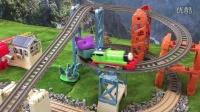 【奇趣箱】托马斯小火车和超级飞侠乐迪一起拆橡皮泥第二集,猜猜他们拆出了什么好玩的玩具(第一集)