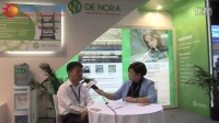 2016环博会慧聪水工业网专访迪诺拉水务技术中国区总经理李炜先生