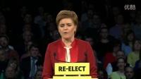 苏格兰国家民族党领袖 发起2016年苏格兰大选竞选宣言