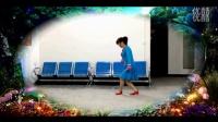 彬县中心广场舞《等你》2编舞:艺莞儿