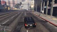 【斑条豌豆】GTA5警察Mod LPSDFR 这卡车有毒