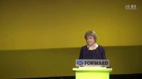Nicola Sturgeon在2011年苏格兰国家党秋季会议上发表演讲