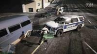 【斑条豌豆】GTA5警察Mod LSPDFR 两个SUV哪个好看?
