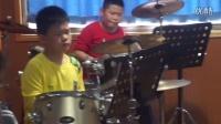 音皇音乐教育机构学员集体课