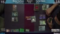 GPLA Round 1 - Drew Carlson (Hulk Footsteps) vs. Carlo Falcis (Doran)