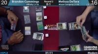 GPLA Round 2 - Brandon Cummings (Affinity) vs. Melissa DeTora (Abzan Company)