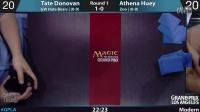GPLA Round 1 - Tate Donovan (GW Hate Bears) vs. Athena Huey (Zoo)