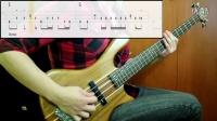 Tame Impala - 'Cause I'm A Man (Bass Cover) (Play