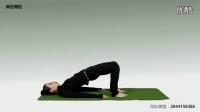 单色舞蹈瑜伽脊柱保养系列教学视频6-桥式