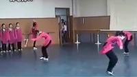 中国古典舞教学:北舞汉唐舞蹈基础训练(6)