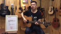 DOVE吉他DD280音色试听 吉他弹唱《睡在我上铺的兄弟》高晓松校园民谣