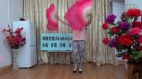 正面最新扇子舞 舞蹈愿嫁汉家郎展示教学版 原创