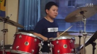 音皇爵士鼓学员上课练习视频 鲁迅 郑欣怡 闵昱舒