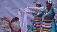 仪陇县观紫镇金豆豆幼儿藏族舞蹈:吉祥谣-11