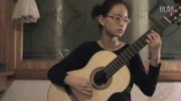 怀化古典吉他 雷吉那尼随想曲3号 欧阳霖11岁
