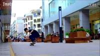 Instreet滑板 国内高中双胞胎滑手拾壹军,滑板大招精彩集锦