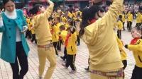 信丰县金太阳幼儿园第十届亲子运动会(4)