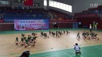 """南阳市""""六一""""亚太幼儿篮球韵律操比赛"""