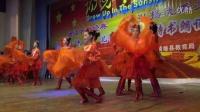 镇雄塘房学校舞蹈《永远的映山红》