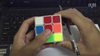 【三阶盲拧高级教程-彳亍法】-石欣-第3节-读码实例 小循环+翻色+奇偶