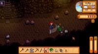 【四新】星露谷物语StardewValley#4挖挖矿钓钓鱼,这个钓鱼真的好难!