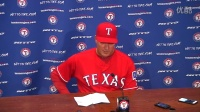 SEA@TEX Banister on Perez's outing, offense