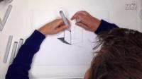 工业设计手绘投影马克笔教程