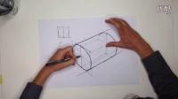 工业设计手绘投影教程2