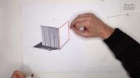 工业设计手绘投影教程马克笔及色粉