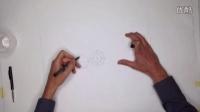 工业设计手绘几何体圆柱体正确画法教程
