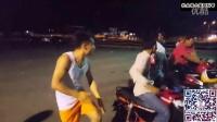 2016.6.6阿科哥路遇马来西亚飞车党,实力装逼骑摩托