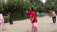 陈氏老架一路 集体晨练 视频制作 慢羊羊