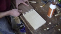 木工世界 燕尾榫镶嵌工艺 How to make Inlay Dovetails