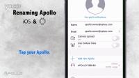 How do I rename my Apollo_FINAL